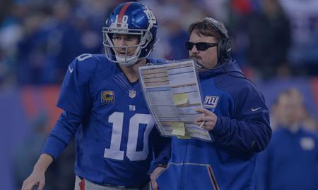 Did Ben McAdoo throw Eli Manning under the bus?