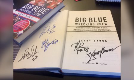 Big Blue Wrecking Crew Father's Day Giveaway