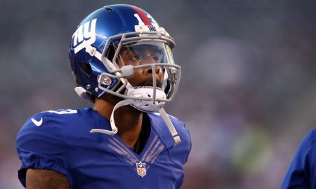 Odell Beckham JR. Football 101 Woman's Clinic