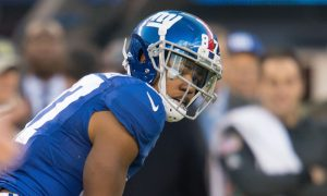 Sterling Shepard Autograph Signing