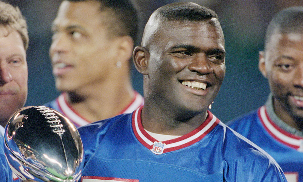 Cocktails and Conversation with Lawrence Taylor