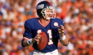 Phil Simms Autograph Signing