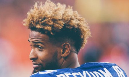 Is A Odell Beckham Jr. Extension Near After A Stefon Diggs' Deal?
