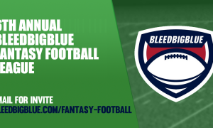 Bleedbigblue Fantasy Football League