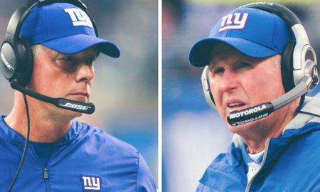 Pat Shurmur Ends Coughlin Time