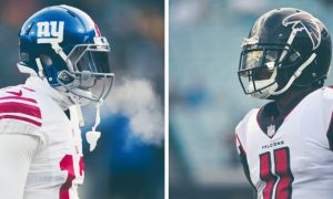 Live Reactions To The Giants & Falcons
