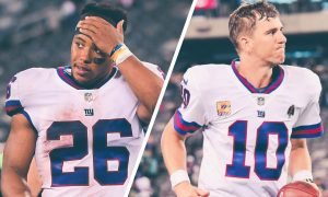 Recap Of The Giants & Eagles