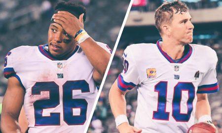 Recap Of The Giants & Eagles
