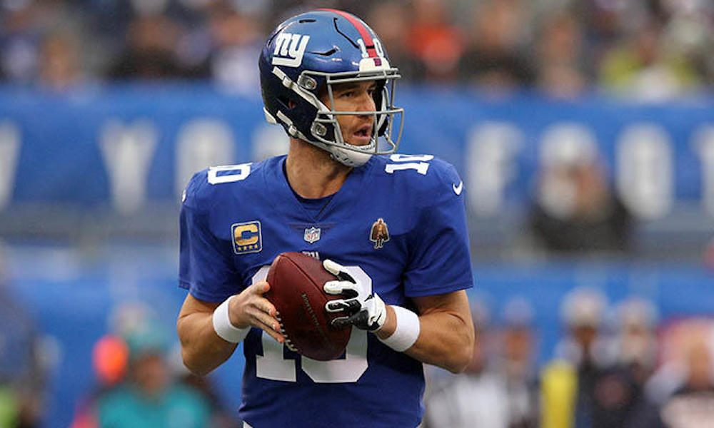Giants Are Keeping Eli Manning