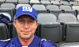 Interview With Chris Wragge Talking New York Giants Past, Present, and Future
