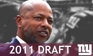 New York Giants 2011 Draft