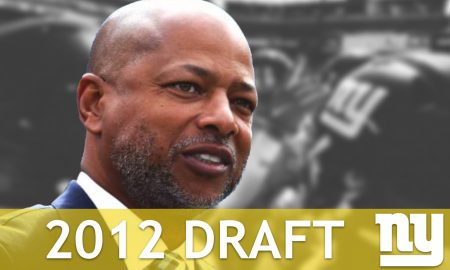New York Giants 2012 Draft Under GM Jerry Reese
