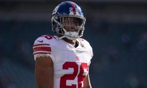 Saquon Barkley, Has Officially Been Named NFL Offensive Rookie of the Year