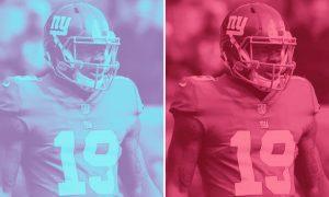Should The Giants Re-Sign Corey Coleman?