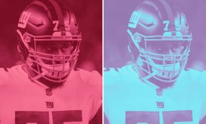 Should the Giants re-sign ERFA Jon Halapio?