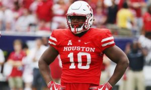 Oakland Raiders Select DT Ed Oliver