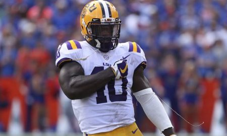 Tampa Bay Buccaneers Select LB Devin White