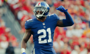 The Giants Inform Landon Collins He Won't Be Franchise Tagged