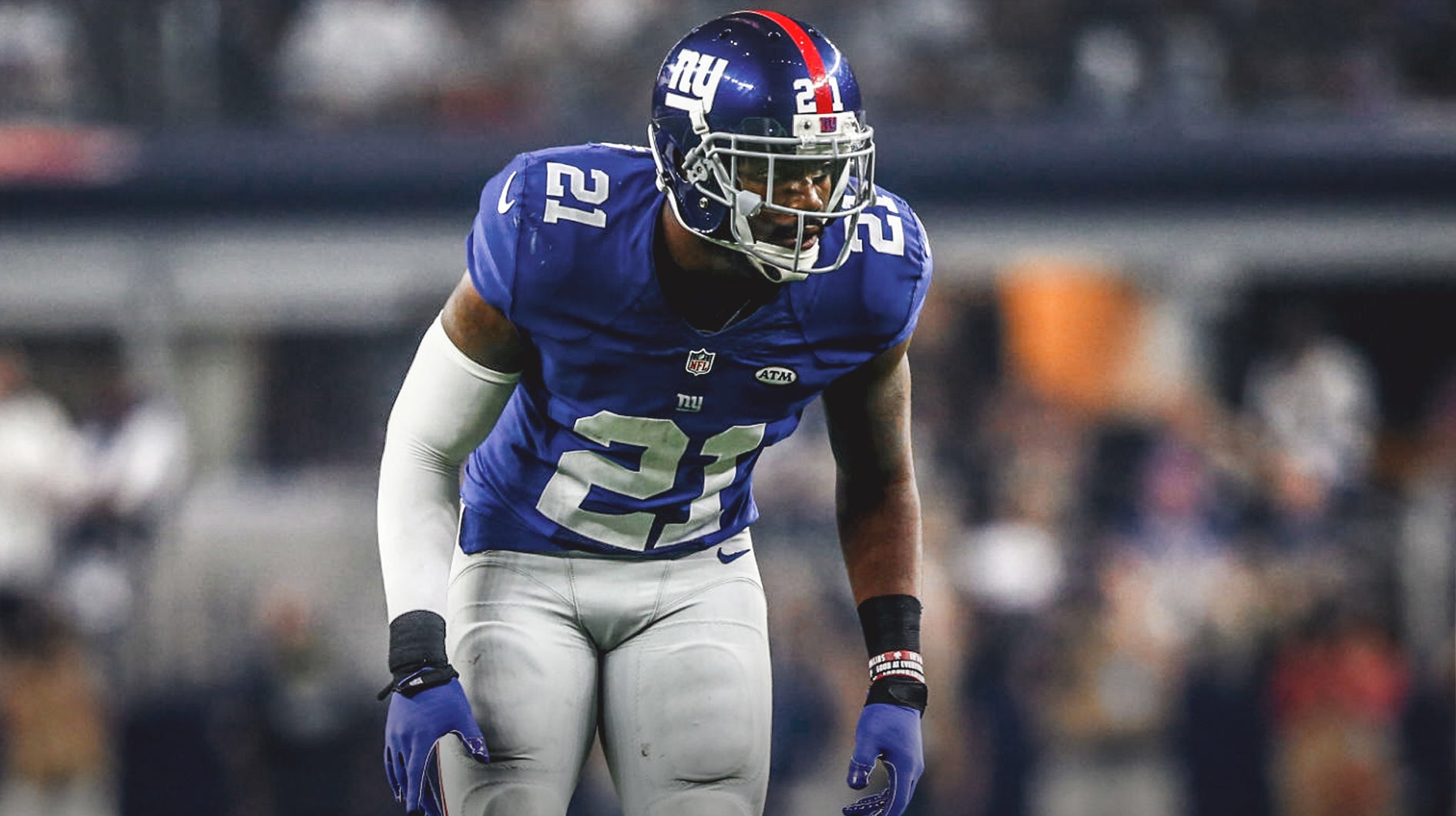 Landon Collins Signs His Deal. Six-Year, $84 Million Deal With Washington