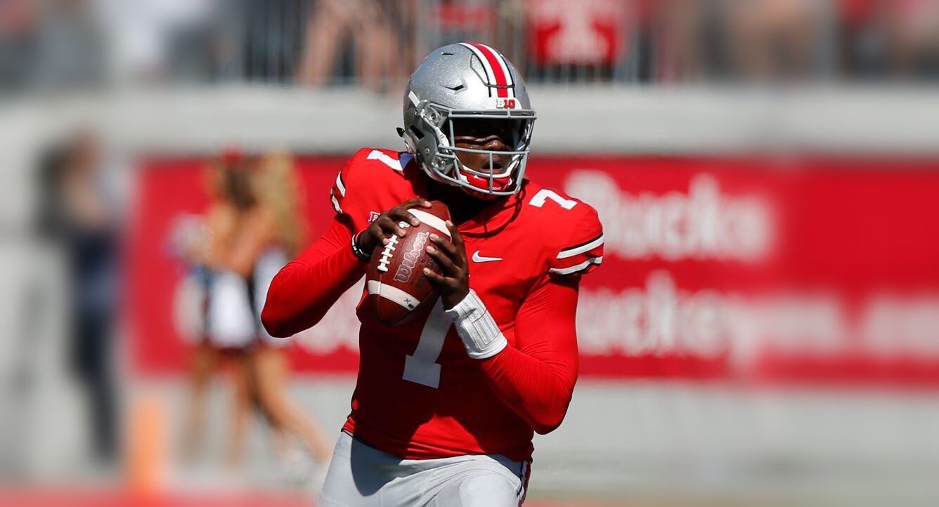 New York Giants Select QB Dwayne Haskins