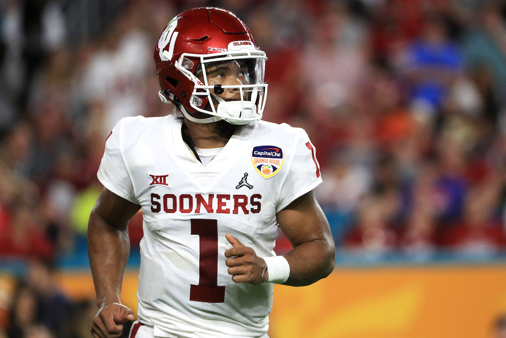 Mock Draft: Detroit Lions Select Kyler Murray