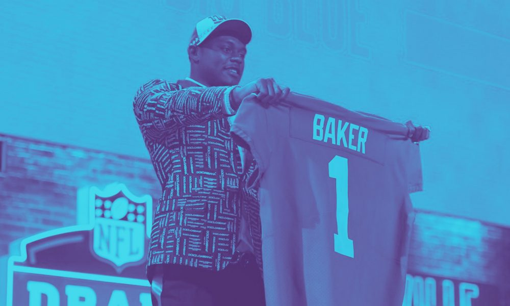 New York Giants Select DeAndre Baker