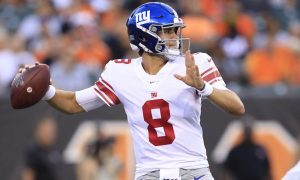 Giants To Wrap Up Preseason Tonight
