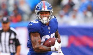Evan Engram Autograph Signing 9/25/2019
