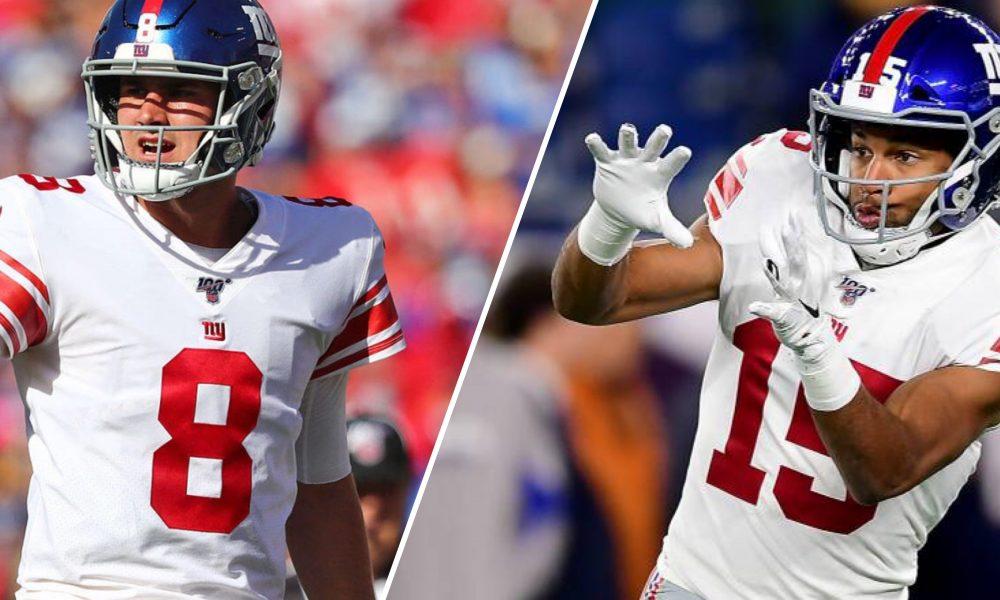 Recap of the Giants & Patriots