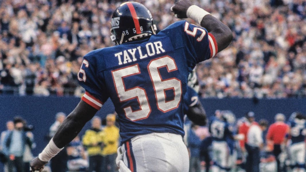 Lawrence Taylor Autograph Signing 2/1/20