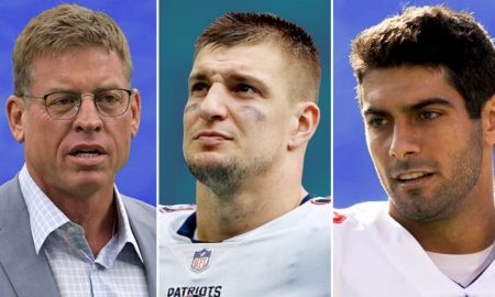 Aikman, Gronkowski, & Garoppolo Share Their Thoughts On Giants Coaching