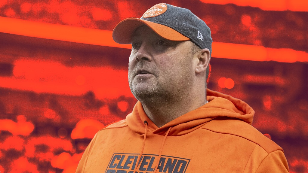 The New York Giants Hire Freddie Kitchens As Their Tight Ends Coach.