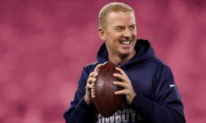 Giants Hire Jason Garrett