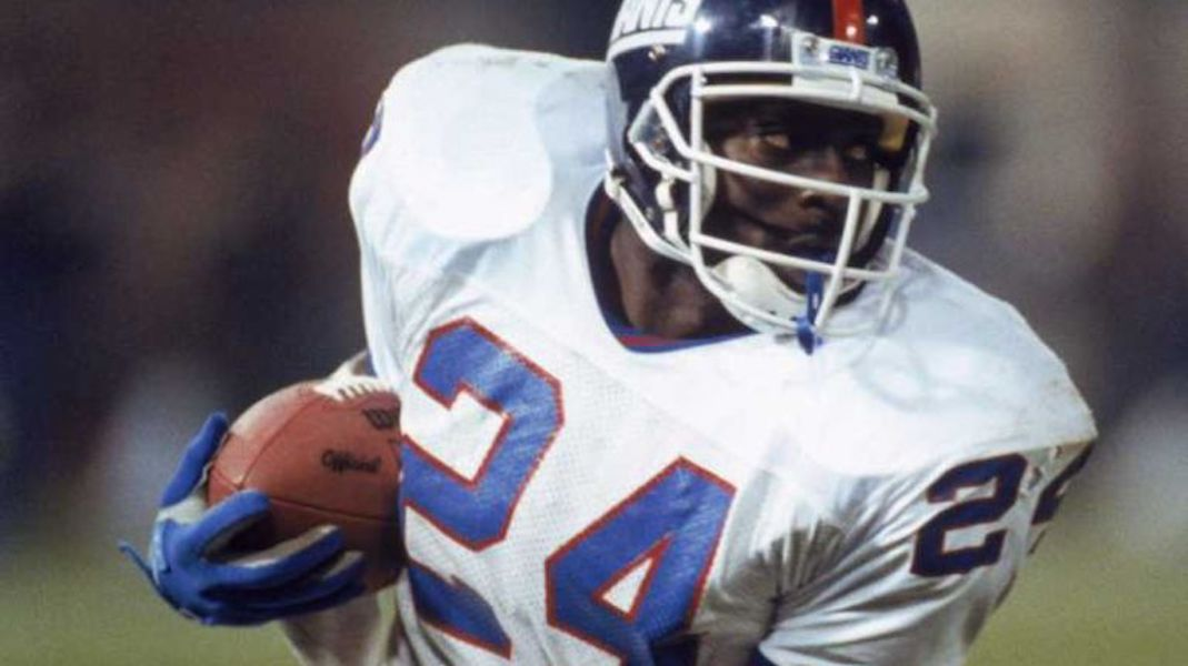 Ottis Anderson Autograph Signing 4/4/20