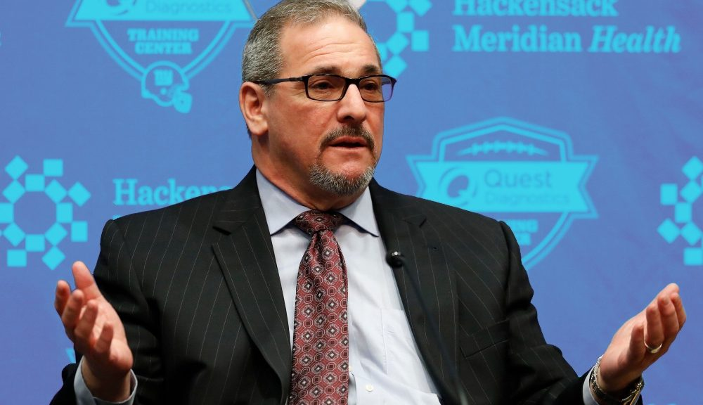 Dave Gettleman On The Hot Seat