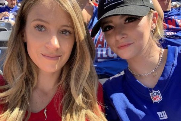 Chrissy Costanza New York Giants Fan