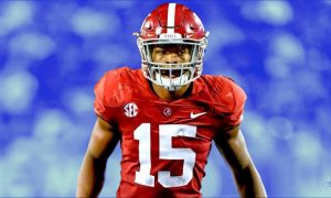 The New York Giants Select Xavier McKinney Safety From Alabama With The 36th Pick Of The 2020 NFL Draft.