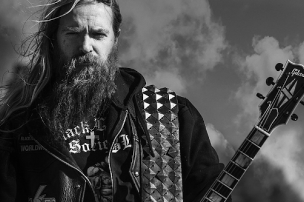Zakk Wylde New York Giants Fan