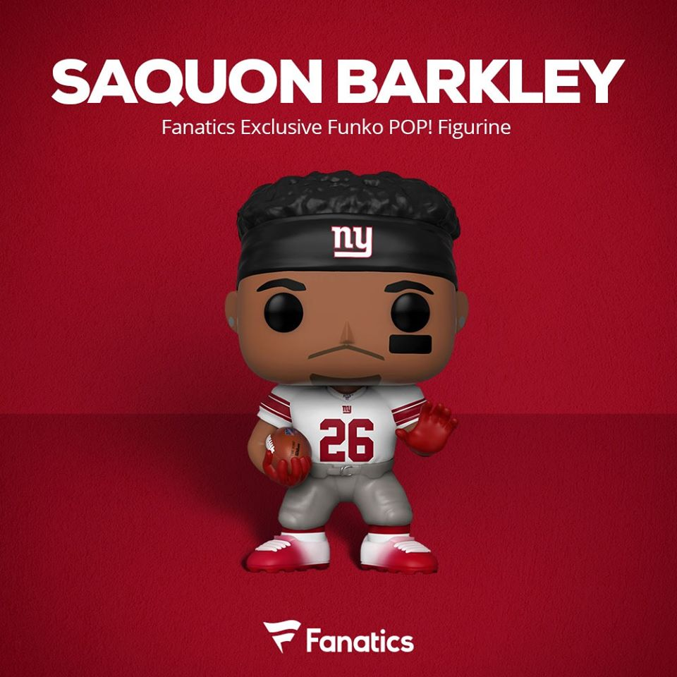 Saquon Barkley Funko Pop!