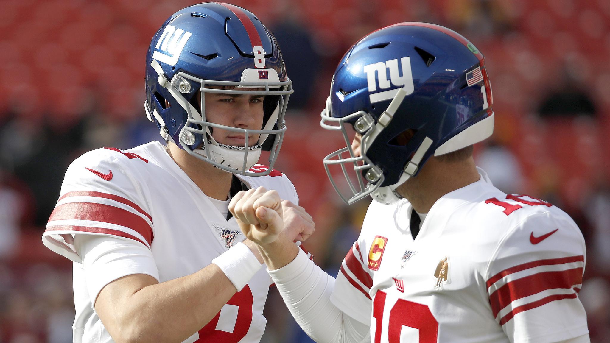 New York Giants All In Challenge