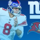 Giants vs Buccaneers Preview