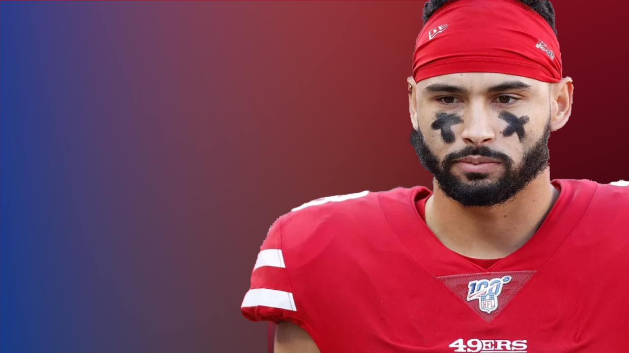 Giants Claim Dante Pettis Off The Waiver Wire