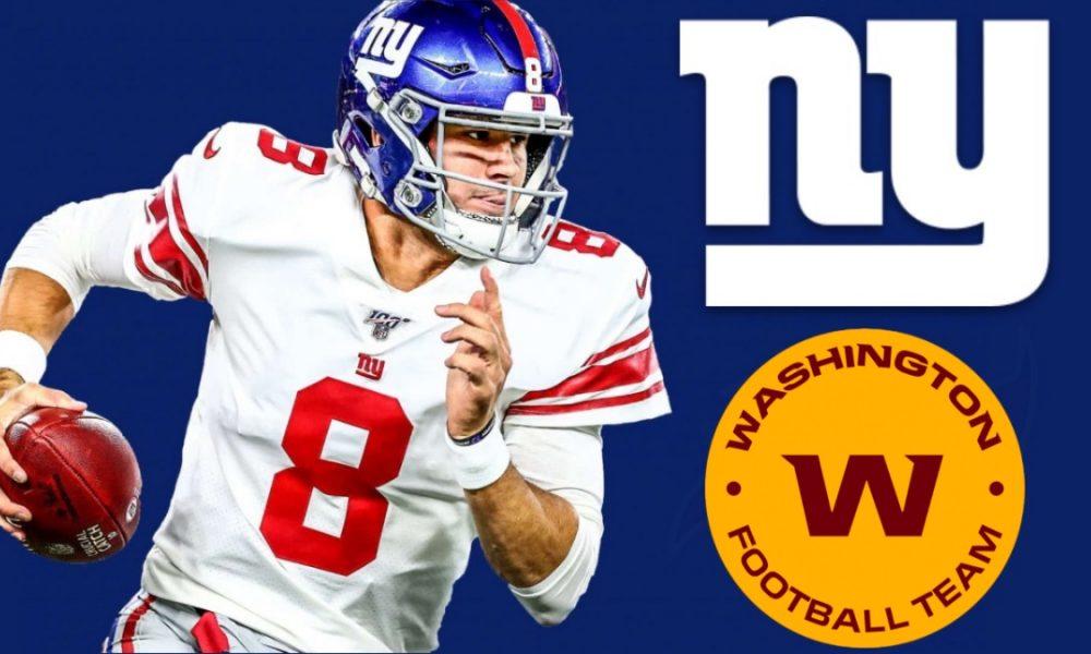 New York Giants vs Washington Football Team Preview