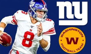 New York Giants vs Washington Football Team Preview
