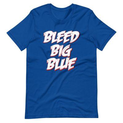 Bleed Big Blue Shirt
