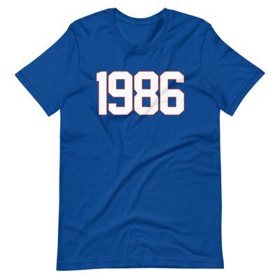 1986 T-Shirt / 1986 Shirt
